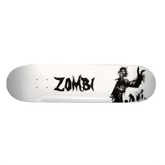Zombi 20 Cm Skateboard Deck