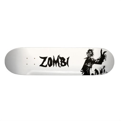 Zombi Skate Decks