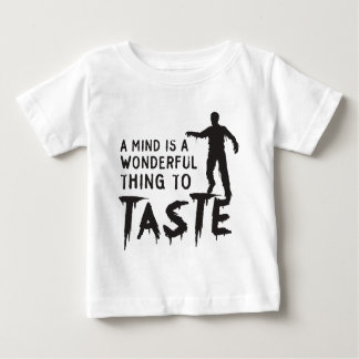 Zombie. A mind is a terrible thing to waste Tee Shirts