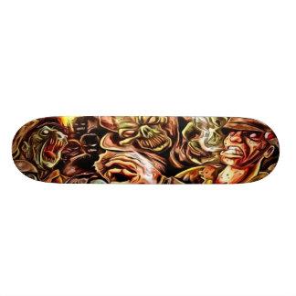 Zombie Apocalypse Skateboard