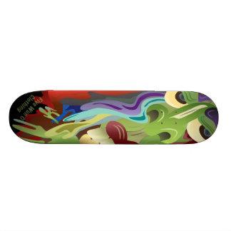 Zombie Art Skateboard
