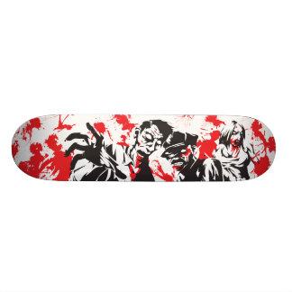 Zombie Attack Skate Board
