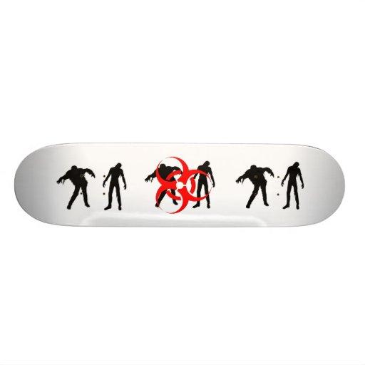 Zombie Bio-hazard Skateboard