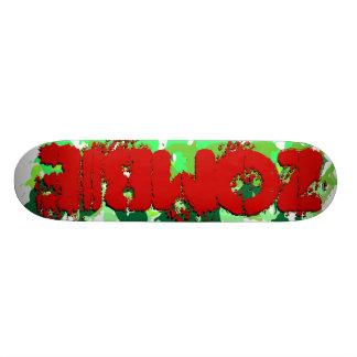 Zombie Board Skate Board