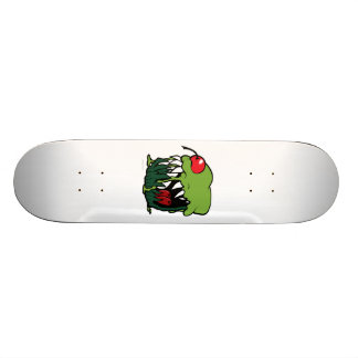 zombie cupcake skateboard