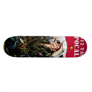 Zombie Escape Vehicle Skateboards