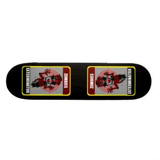 Zombie Exterminator Skateboard