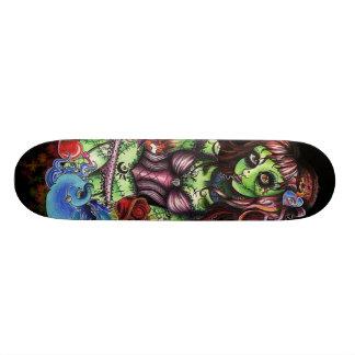Zombie Girl 3 Skate Boards