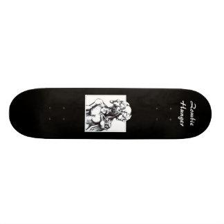 Zombie Hunger Skate Board Deck