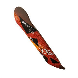 zombie killerz ghostz skateboard