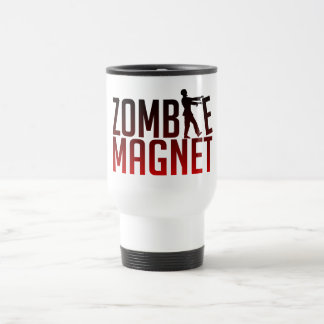 ZOMBIE MAGNET mug - choose style & color