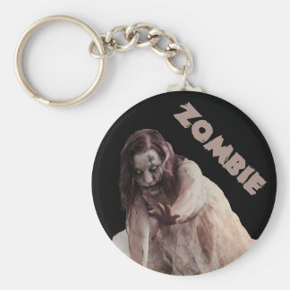 Zombie married key ring