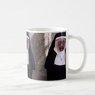 Zombie Nun Mug
