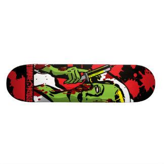 Zombie Nurse Skateboard