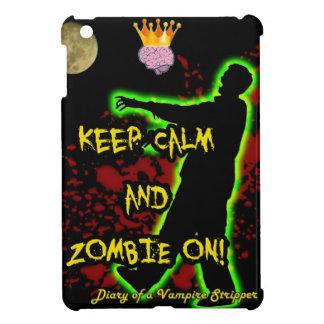 Zombie On iPad Mini Cover