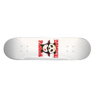 Zombie Panda Skate Board