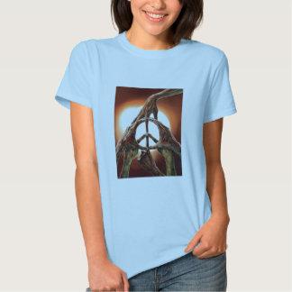 Zombie Peace T Shirts