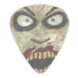 Zombie Pearl Celluloid Guitar Pick