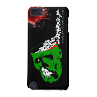 Zombie Popcorn's Hard Shell Case for iPod Touch 4G