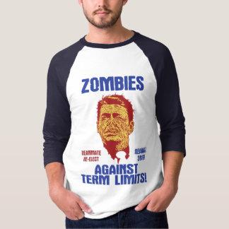 Zombie Reagan - Term Limits Shirts