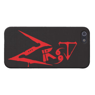 Zombie Revolution Skateboard and Tattoo iPhone 5/5S Covers