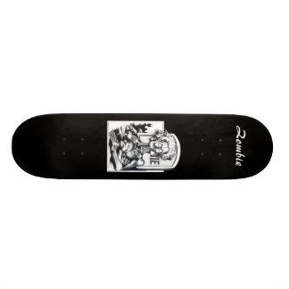 Zombie Sam Custom Skate Board