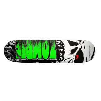 Zombie Skateboard