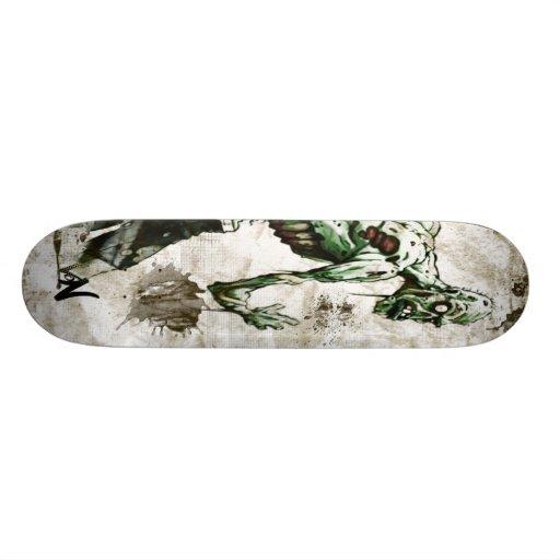 zombie skate board