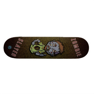 Zombie Slayer Pro Skateboard (dark Zombie Zack)