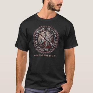 Zombie Slayer T-shirts