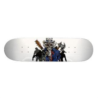 Zombie Uncle Sam Skate Board Decks