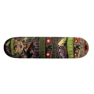 Zombie Zim 18.1 Cm Old School Skateboard Deck