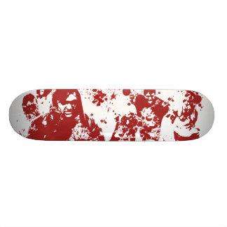 Zombies! 4 skate board deck