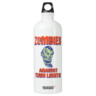 Zombies Against Term Limits! SIGG Traveller 1.0L Water Bottle