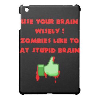 Zombies like stupid brains cover for the iPad mini