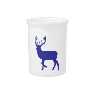 Zoo Deer Pitcher