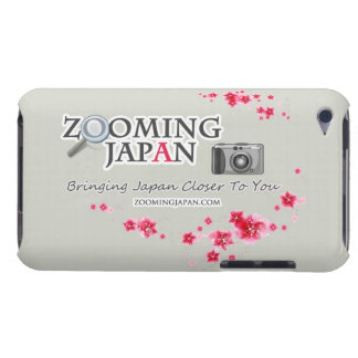 Zooming Japan Logo for Japan Lovers iPod Case-Mate Case