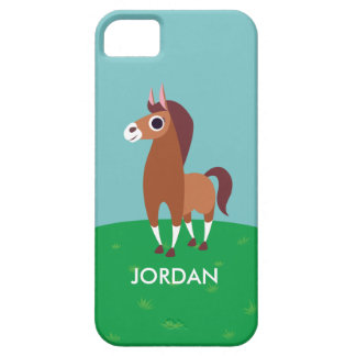 Zora the Horse iPhone 5 Cases