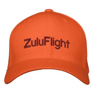 ZuluFlight cap Embroidered Hats