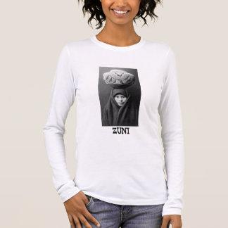 Zuni Girl with Jar Long Sleeve T-Shirt