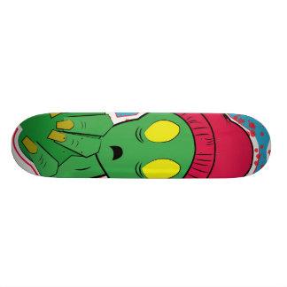 zxmbie deck custom skate board