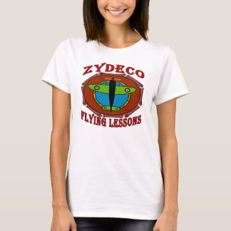 Zydeco Flying Lessons T-Shirt